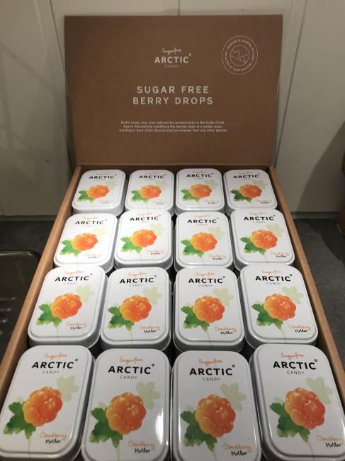 Arctic candy, multebær