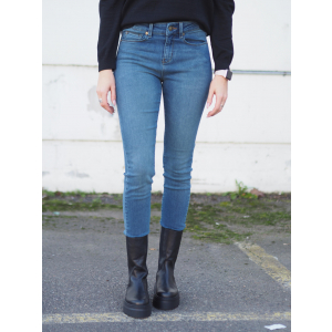 Alexa Ankle Original Denim