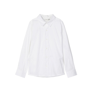 Fred slim langermet skjorte kids