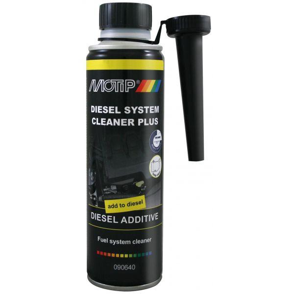 Motip Diesel System Cleaner Plus, 300ml
