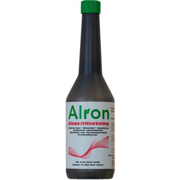 Alron dieseltilsetning, 500ml