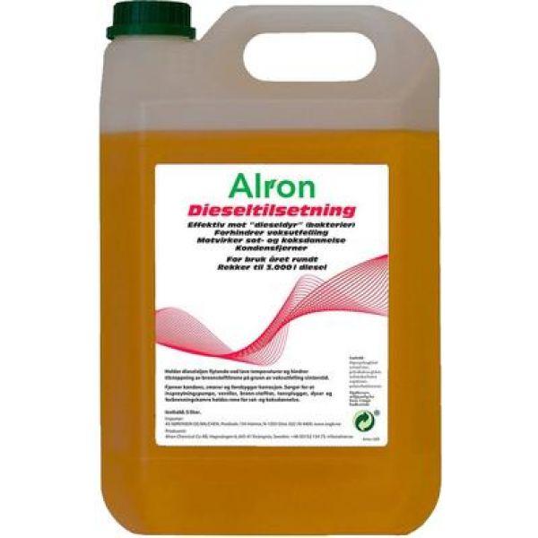 Alron dieseltilsetning, 5L