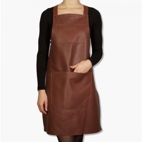 Suspender Series; Classic Brown