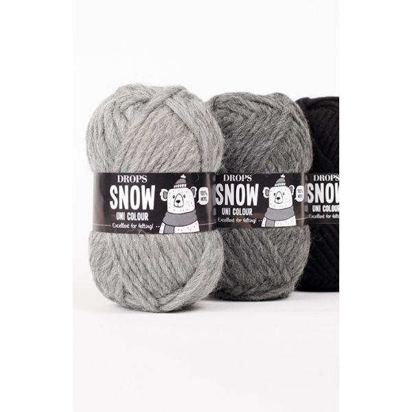 Snow Uni Color