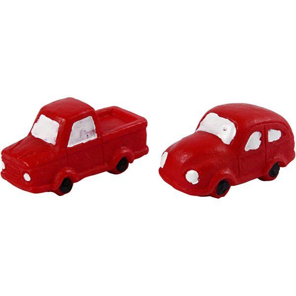 Minifigurer jul bil