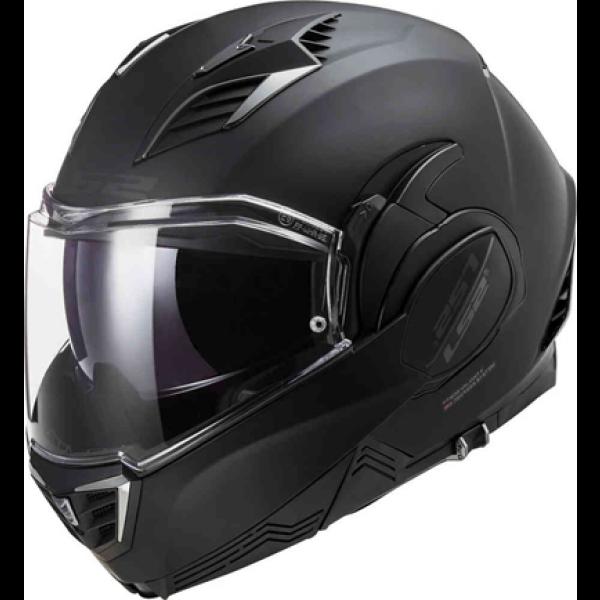LS2 FF900 Valiant 2 Noir Black