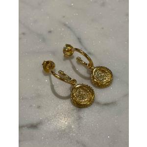 Creissant earring