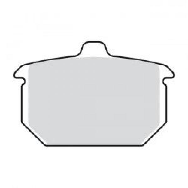 DISC BRAKE PADS Bak > 82-E87 XL,FXR,FXST; 84-85 FX; 83-86 FXWG