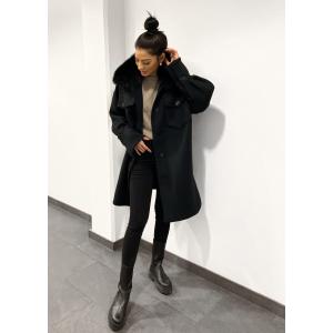 Charlie Coat - Black