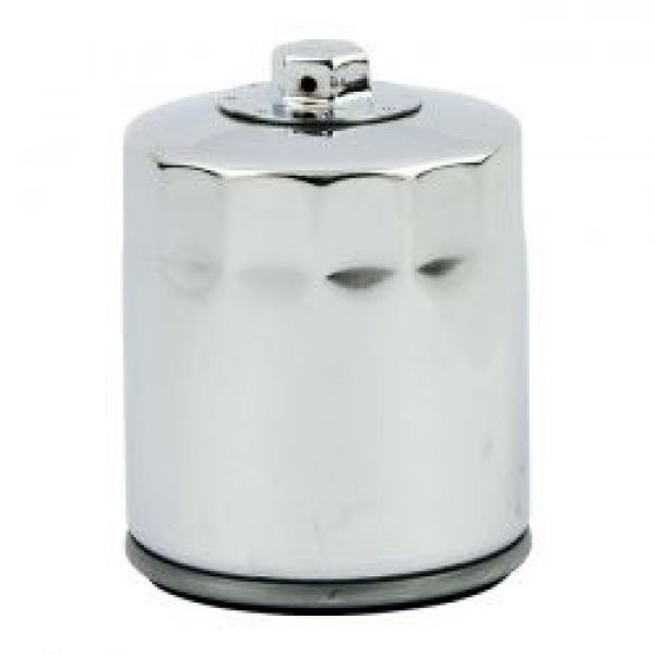 OIL FILTER WITH TOP NUT. 1999(NU)Softail; 99-17(NU)Twin Cam; 17-20 M8