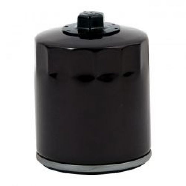 OIL FILTER WITH TOP NUT. 1999(NU)Softail; 99-17 Twin Cam; 17-20 M8