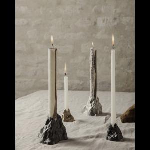 Stone Candle holder - Stor