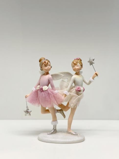To ballerinaer
