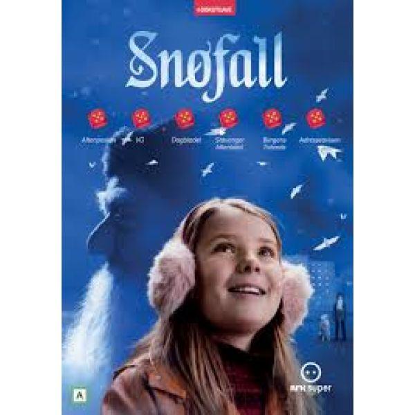 Snøfall DVD 24 episode