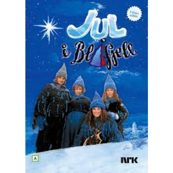 Jul i Blåfjell DVD