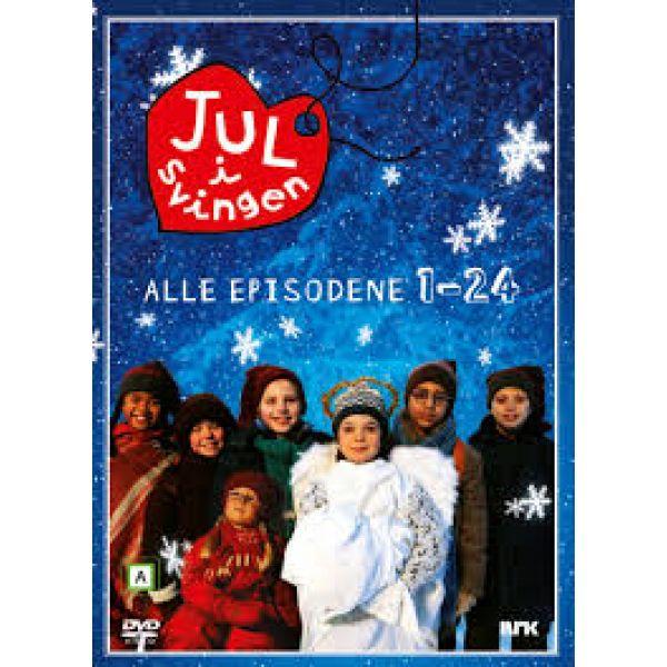 Jul i svingen DVD 1-24