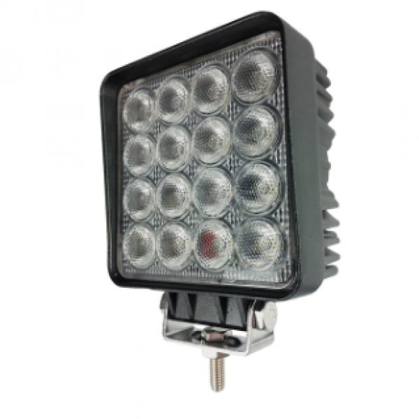 ARBEIDSLYKT 16X3W CREE LED FLOOD 10-30V EAGLE