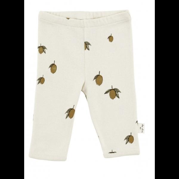 New born pants lemon - Konges Sløjd