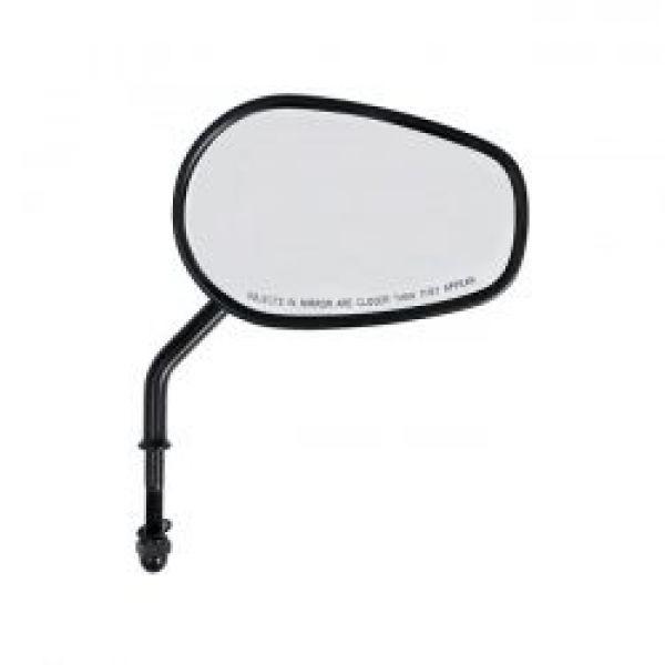 Speil med Oem mål (sort)