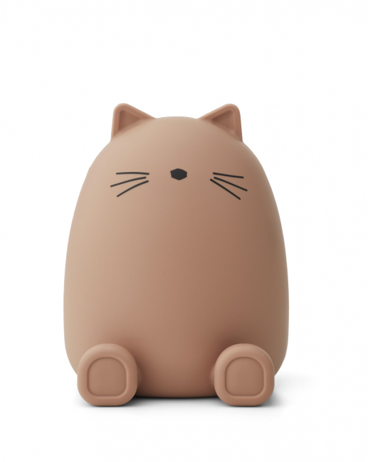 LIEWOOD - PALMA MONEY BANK CAT DARK ROSE