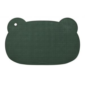 LIEWOOD - SAILOR BADEMATTE MR BEAR GARDEN GREEN