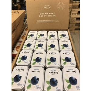 Arctic candy, blåbær