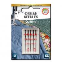 Organ quilting