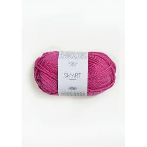 Smart 4616 Varm Rosa - Sandnes Garn