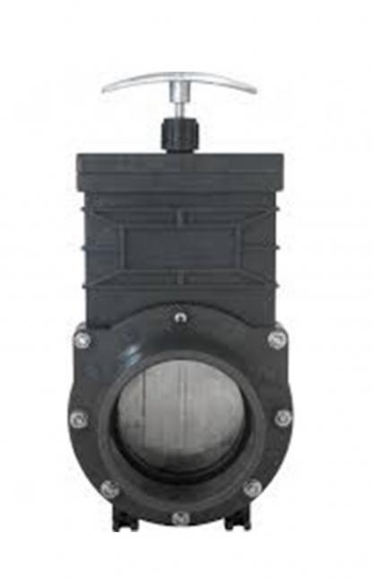 40mm Skyveventil økonomi