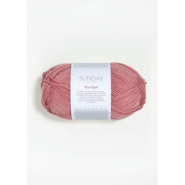 Sunday Petite Knit 4313 Frozen Yogurt - Sandnes Garn