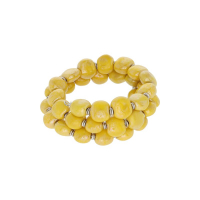 BRACELETS – GOLDEN YELLOW M.O.P