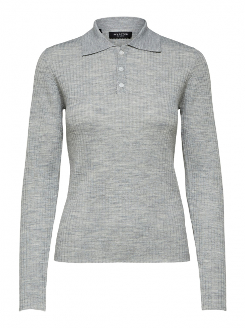 Costa New LS Knit Polo