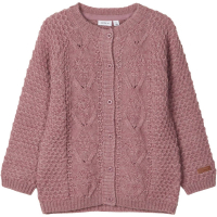 Name it Nostalgia Rose Wrilla Wool Cardigan