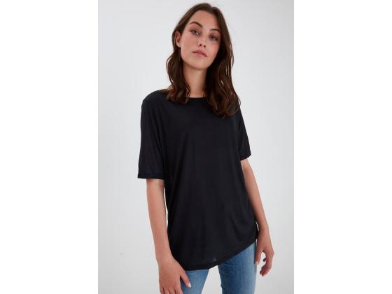 PZCARLA Black t-shirt