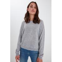 PZHELENA Grey Pullover