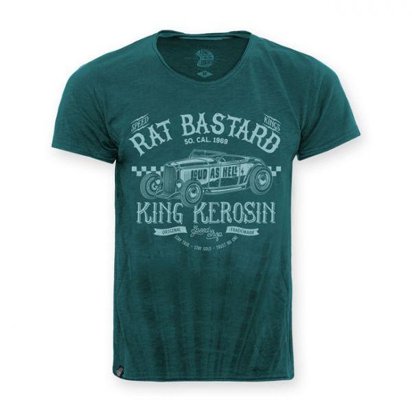 KING KEROSIN RAT BASTARD T-SHIRT