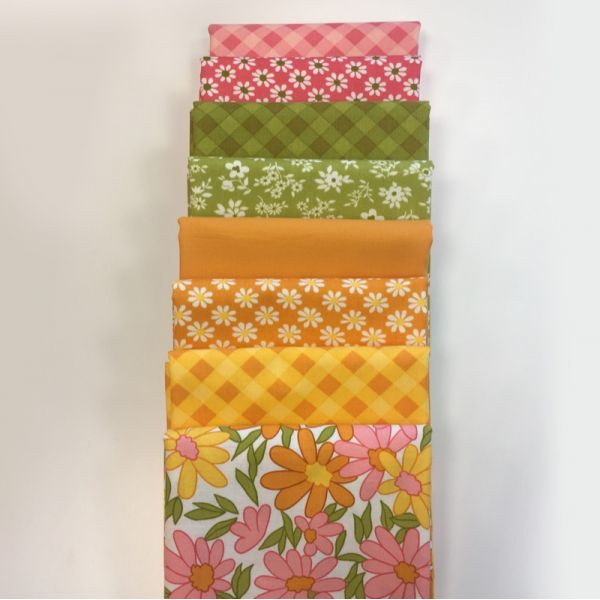 A Blooming Bunch stoffpakke 50 cm