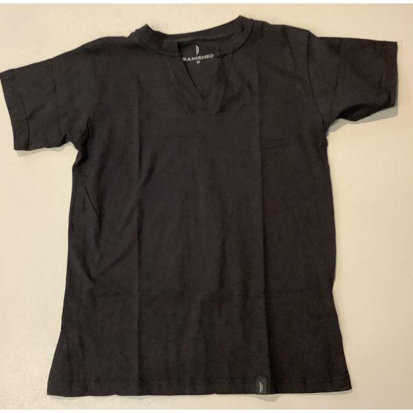 Banished T-skjorte Sort