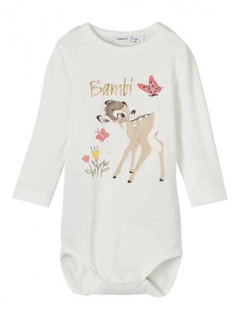 Bambi Jabby langermet body Baby bambus