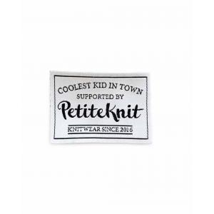 Merkelapp PetiteKnit - Coolest Kid in Town