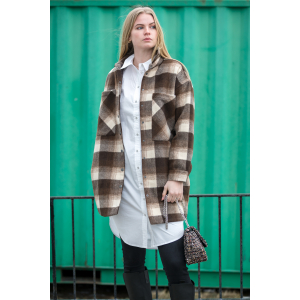 Kelly Fall Check Jacket
