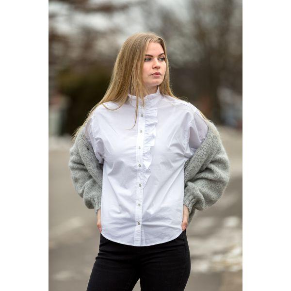 Coriolis Frill Placket Shirt