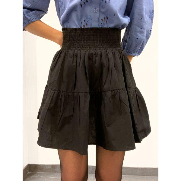 Thalia Ebony Skirt