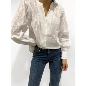 Siri Ivory Shirt