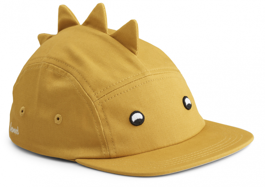 LIEWOOD - RORY CAP DINO YELLOW MELLOW