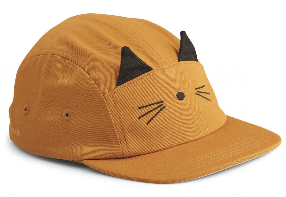LIEWOOD - RORY CAP CAT MUSTARD