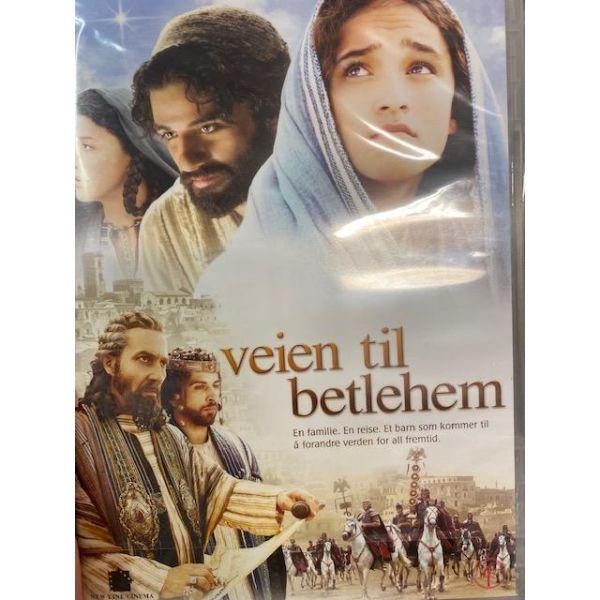 VEIEN TIL BETLEHEM - DVD
