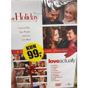 DVD - christmas box