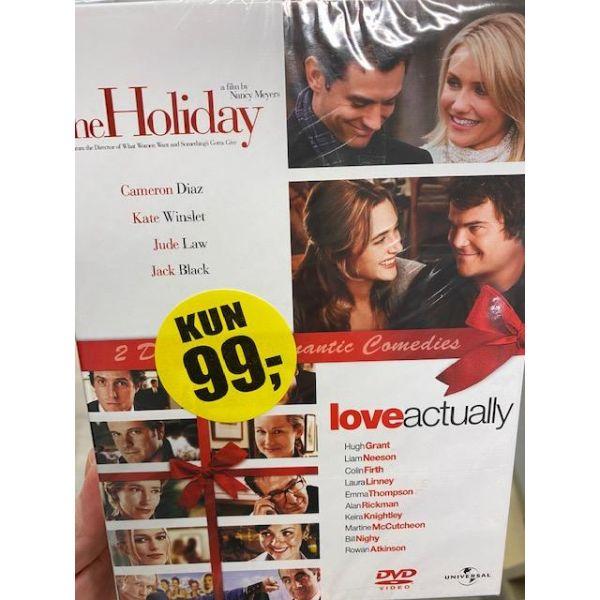 DVD - christmas box