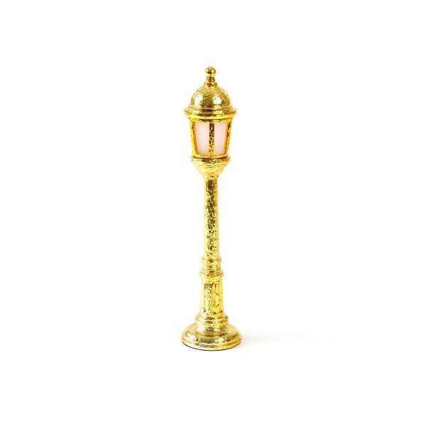 Seletti - Street Lamp Dining Gold